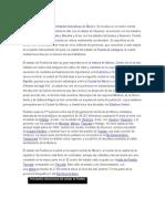 Monografía Del Estado de Puebla.