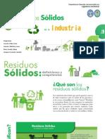 Residuos Solidos en La Industria
