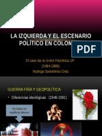 La Izquierda y El Escenario Político en Colombia