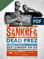 MSU Denver Sankofa Poster