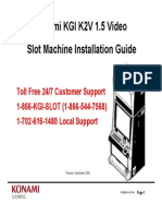 KGI K2V 1.5V Installation Information Rev 11-09-05