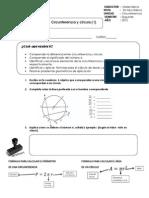 guía 1 circunferencia