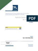 Nutrición - Guía Didáctica UTPL