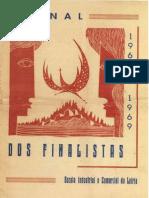 Jornal Dos Finalistas - Escola Industrial e Comercial de Leiria - 1968-1969 (1)(2)