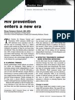 campos-outcalt  hiv prevention enters a new era