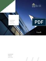 Rapport public du SCRS 2013-2014