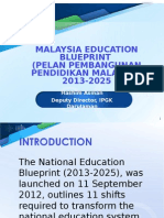 Malaysia Education Blueprint