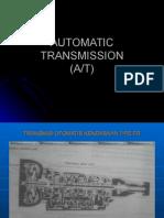 (8) Automatic Transmission