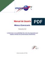 Manual Del Usuario Licitaciones Electronicas