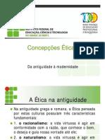Concepções Éticas 2º Slide
