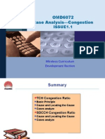 OMD6072 Case Analysis--Congestion ISSUE1.1.ppt