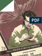 073 Nathaniel Hawthorne - Făurarul de frumuseţi; Nathaniel Hawthorne - Comoara lui Peter Goldthwaite