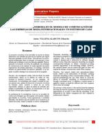 VILLENA (2014) La narrativa transmedia en el modelo de comunicación desde las empresas de moda internacionales...