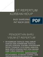 VER Korban hidup Bandung 2005.ppt