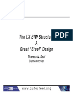 11 - The LX BIW Structure