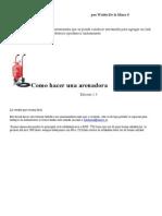 Fabricación de arenadora.docx