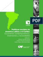 Políticas Sociales en América Latina y El Caribe