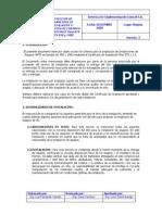 Definición de Parámetros de Instalación Flexi Con 850 y 1900