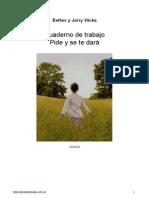 PIDE Y SE TE DARA Cuaderno de Trabajo 2014.docx