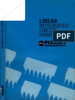 Plessey LinearIntegratedCircuitHandbook Text
