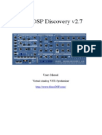 Discovery Users Manual