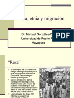 Raza Etnia y Migración