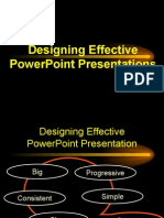Effective PowerPointPresentation
