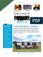 LEGACY Newsletter Vol 1 No 2 (SPRING:SUMMER 2014).pdf
