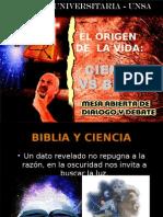 Fe vs Ciencia