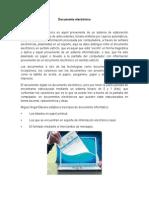 Documento Electrónico
