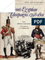 Osprey - Man-At-Arms Series 079 - Napoleon's Egyptian Campaigns 1798-1801