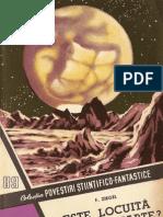 089 F. Ziegel - Este locuită planeta Marte?