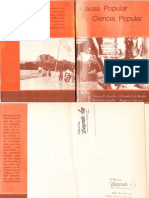 BONILLA, V. FALS BORDA, O..., Causa Popular, Ciencia Popular