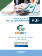 Manual Simdef BASICO Finanzas