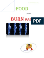 FOOD THAT BURN FAT