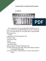 Tìm Hiểu Cấu Tạo Phần Cứng PLC Của Hãng Rockwell Automation