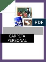Carpeta Personal