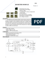 Sensor Presion Hp03