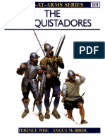 Osprey - Man-At-Arms Series 101 - The Conquistadores