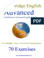 Key Word Transformations.doc