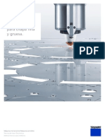 Maquinas de Corte Lacer CNC