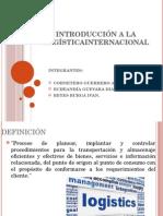 Introducción a La Logísticainternacional