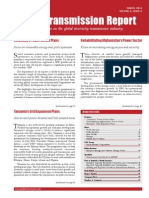 Global Transmission Report March 2014