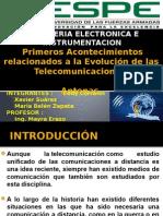 Historia Comunicaciones Antenas (1)