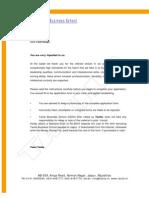 Taxila Admission Form