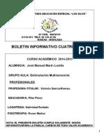 Boletin José Manuel