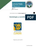 Semiología y Semiótica Edvin