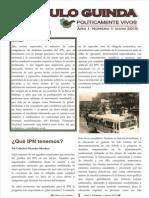 Primera Edicion Circulo Guinda