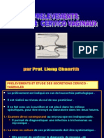 Prelevements Cervico - Vaginaux 08