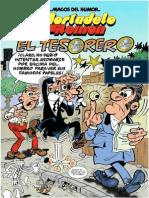Mortadelo El Tesorero